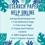research paper help online on acemyresearchpaper.com